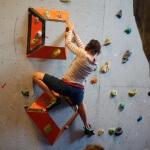 klättrare klättervagg